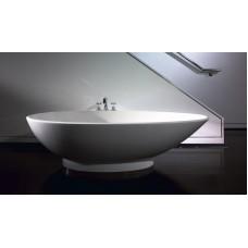 Napoli ванна в форме яйца Victoria Albert