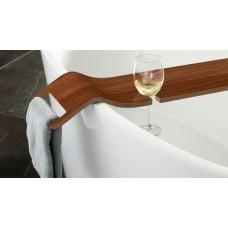 TOMBOLO полочка для ванны из дерева