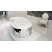 Antibes встраиваемая ванна