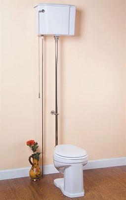 интерьер ванной комнаты в классическом английском стиле