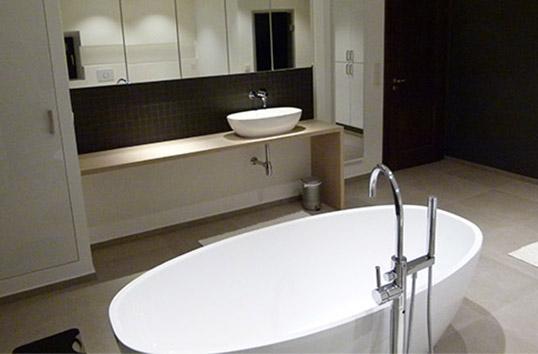 Идеи для большой ванной комнаты
